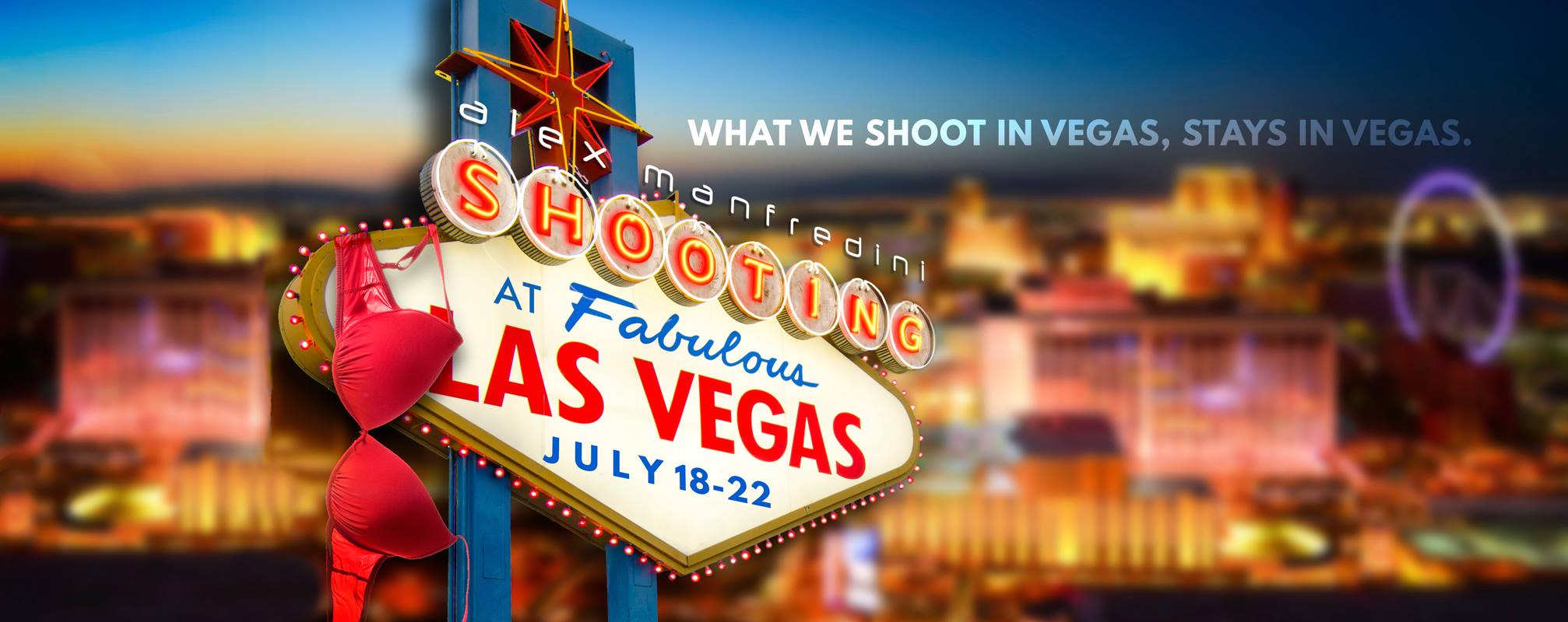 Las Vegas Photoshoots July 18-22